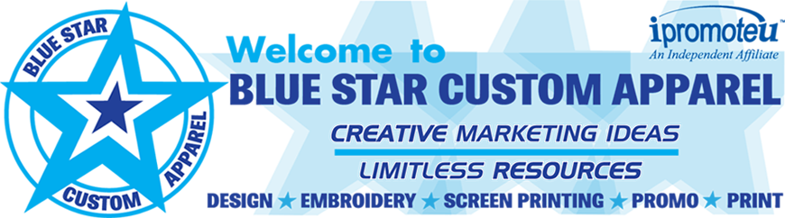Blue Star Embroidery & Digitizing
